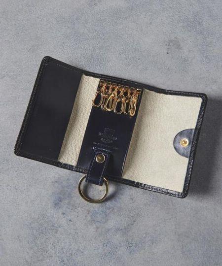リージェントブライドルレザー キーケース 2枚目の画像