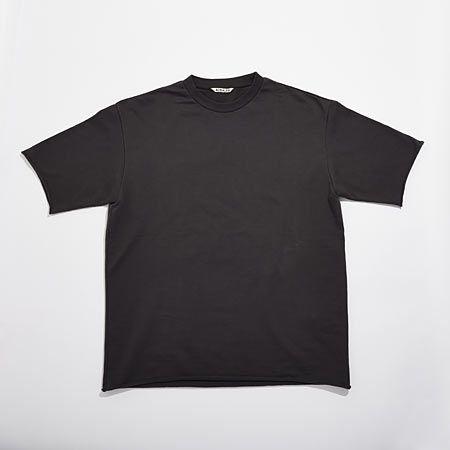 Tシャツほどラフすぎない半袖スウェット