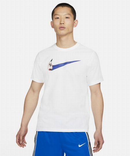 『ナイキ』スウッシュ バスケットボール Tシャツ