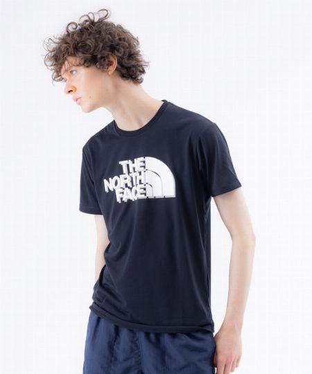 『ザ・ノース・フェイス』ショートスリーブ ビッグロゴ Tシャツ