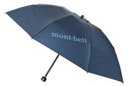 死角なしの『モンベル』は折りたたみ傘も優等生