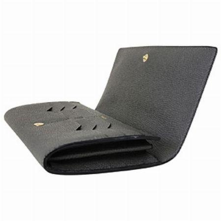 小銭入れ付き長財布/スナップボタン
