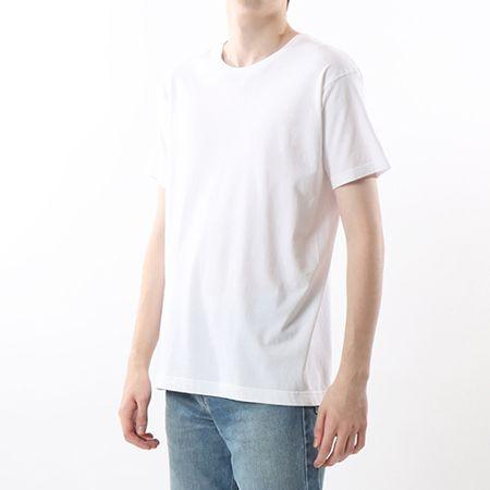 『ヘインズ』ジャパンフィット クルーネックTシャツ