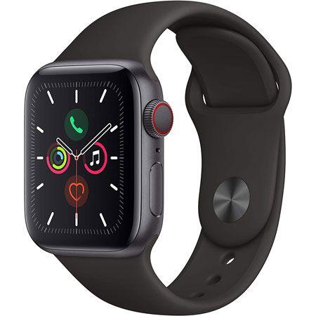 『Apple』Appleウォッチ シリーズ5 セルラー アルミニウムモデル