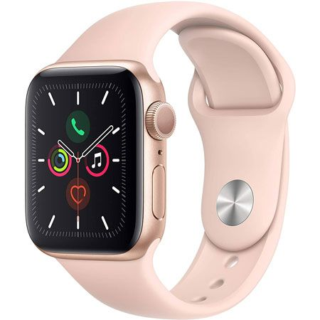 『Apple』Appleウォッチ シリーズ5 GPSモデル アルミニウム