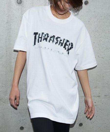 ピクセル S/S Tシャツ