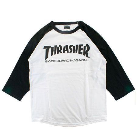 マグロゴ 3/4S Tシャツ