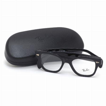 品質もデザインも確かな『レイバン』のメガネ