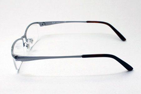 品質もデザインも確かな『レイバン』のメガネ 2枚目の画像