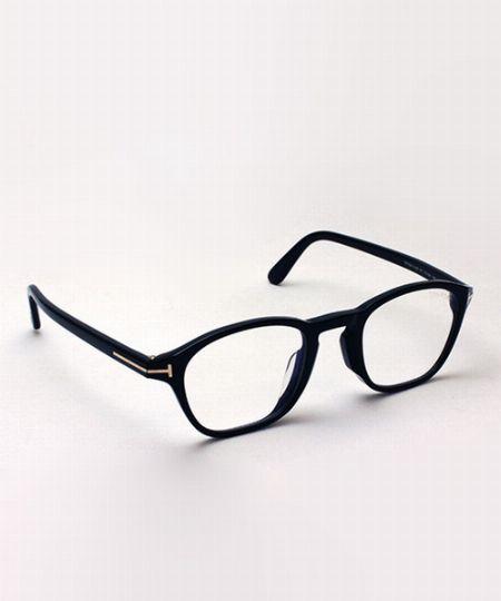 『トム フォード』ウェリントン メガネ