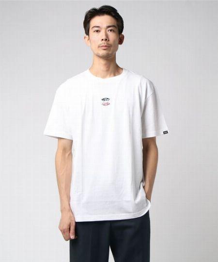 『ヴァンズ』リバーサルスクエアTシャツ