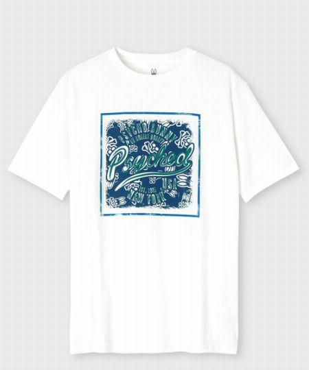 『サイコバニー』Psyched プリントTシャツ