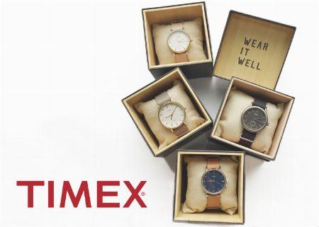まずは『タイメックス』というブランドの魅力について、再確認