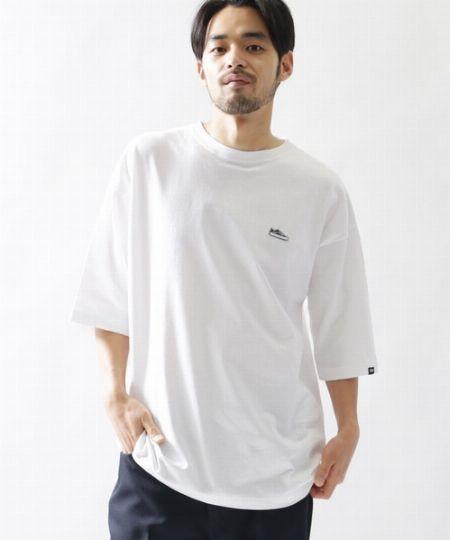 『フリークスストア』別注 ビッグサイズワンポイントロゴTシャツ
