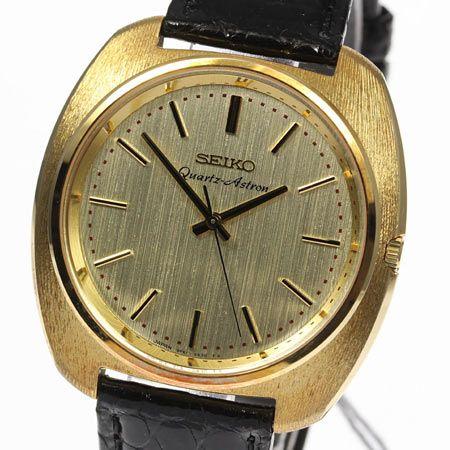 腕時計産業を震撼させた、クォーツショックの当事者
