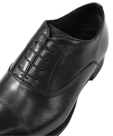 革靴のデザインの基本。外羽根と内羽根の違いとは?