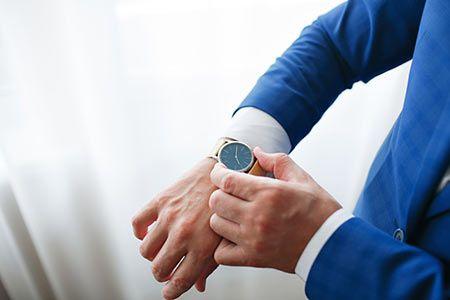 その腕時計、日頃からきちんとお手入れしてますか?