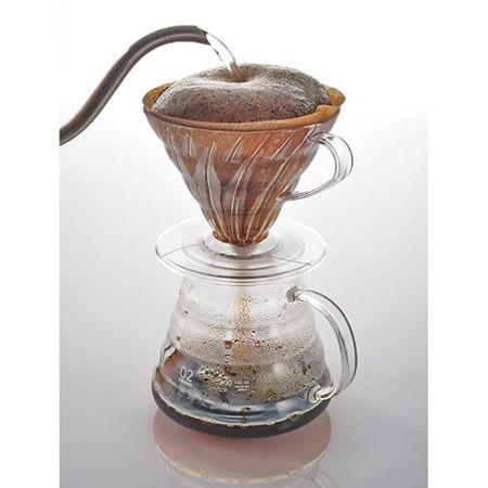 ぜひ、お試しあれ。『ハリオ』の「V60」でおいしいコーヒーを淹れるコツ