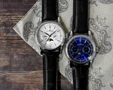 バッグだけじゃない。『オロビアンコ』は腕時計も良センス 2枚目の画像