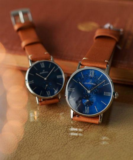 高いデザイン性も『オロビアンコ』の腕時計ならではの強み