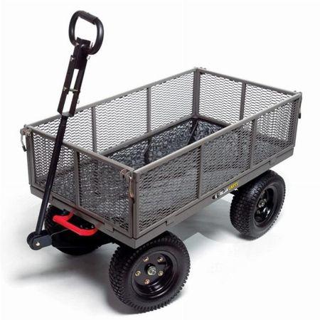 『ゴリラカート』 スチール マルチユース ダンプカート