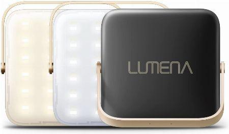 『ルーメナー』LEDランタン ブラック