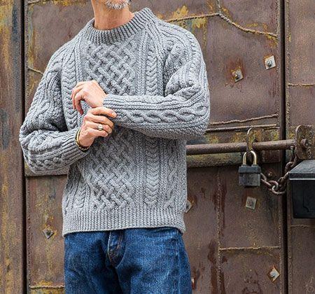『インバーアラン』1A カシミヤ100% セーター