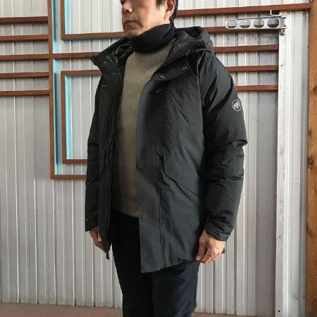 「デルタ エックス」3379 IN Hooded Jacket AF Men