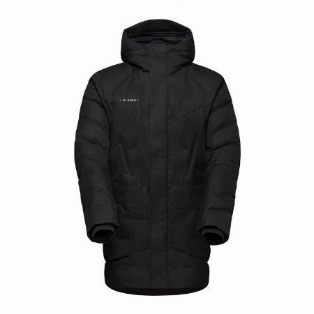 「デルタ エックス」Broad Peak Pro down-filled hooded jacket