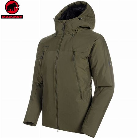 Crater SO Thermo Hooded Jacket