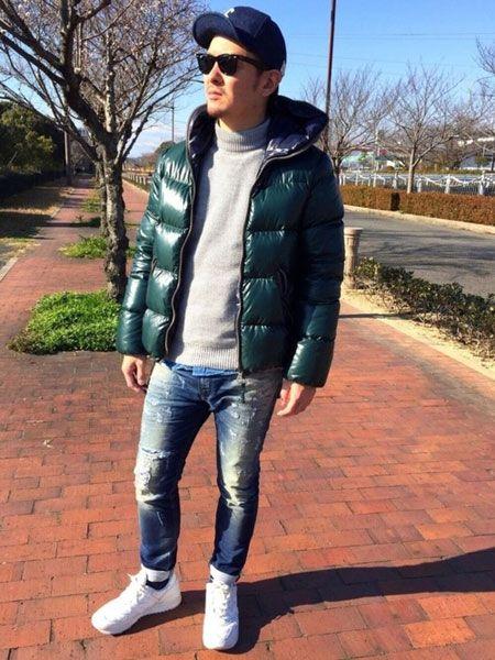 日本人男性の平均身長ぐらいなら、サイズ46を選べばジャストフィット