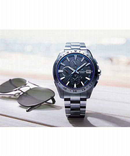 『オシアナス』は脂の乗ったビジネスマンに選んで欲しい腕時計だ