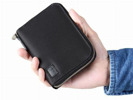 バッグ以外にもチェックしたい。『ポーター』は財布も充実