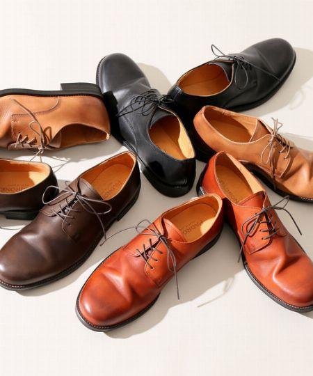 大人なら、スニーカーだけでなく革靴にも目を向けよう