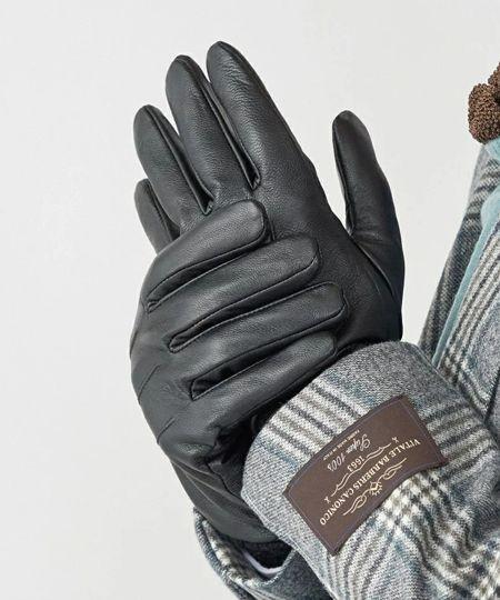 温かくおしゃれな手袋を選ぼう