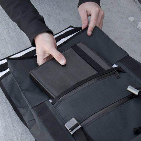 ミニマルなルックスと高い収納力を兼ね備えたバックパック3種