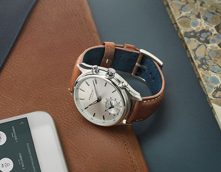 大手ブランド出身のエキスパート集団が作り上げた、次世代の腕時計