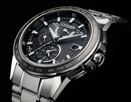 世界初のチタン製時計を作ったのは、シチズンだった