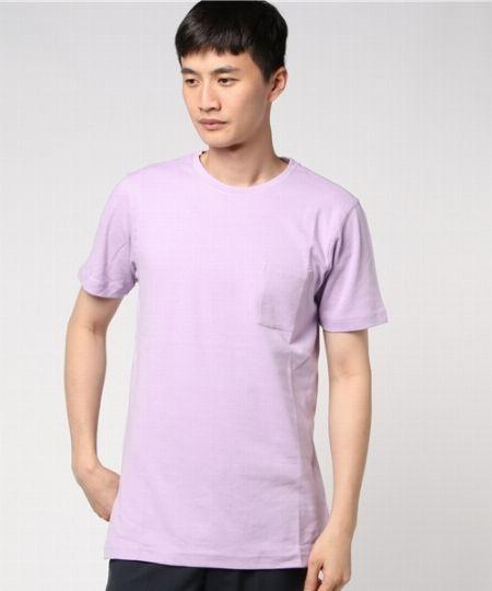 『マインドブロウ』ロング丈ポケットTシャツ