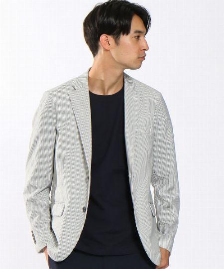 『リーセンシー オブ マイン』エバレットストライププリントジャケット