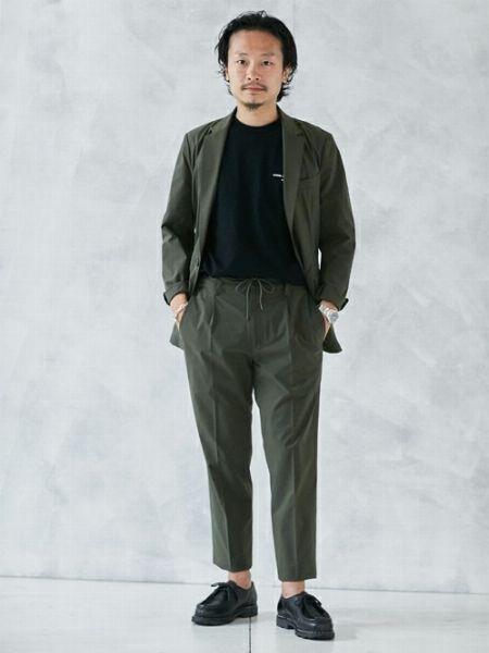 今の時代にマッチ。『ナノ・ユニバース』が提案するスーツスタイルとは