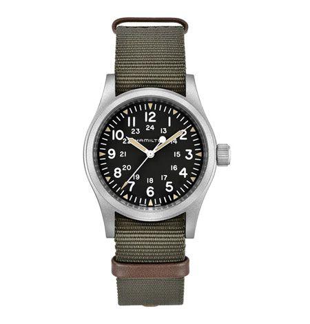『ハミルトン』アメリカ時計の歴史を体現する名門