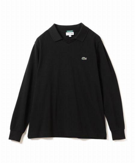 『ラコステ』×『ビームスゴルフ』別注 スキッパー ポロシャツ