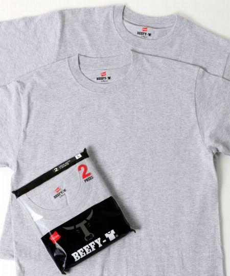 ビーフィーTシャツ2P