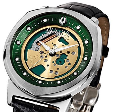 ブランドの代名詞、音叉時計「アキュトロン」