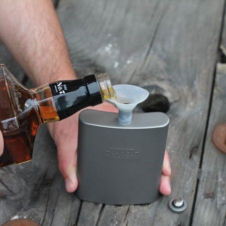 『スノーピーク』酒筒(さかづつ)チタニウム