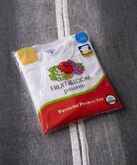 米国の老舗ブランド『フルーツオブザルーム』