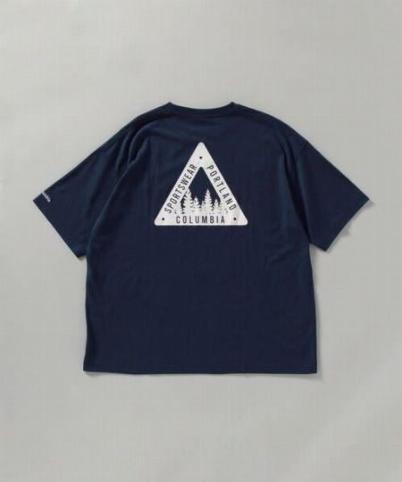 『シップス』別注 RED HILL BUTTE Tシャツ