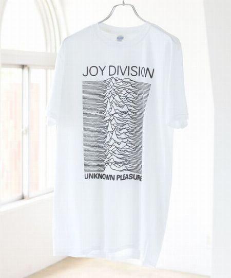 『ビームス ライツ』ジョイ・ディヴィジョンTシャツ
