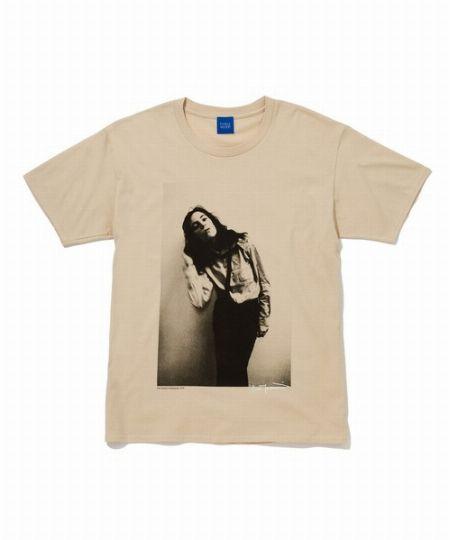 『ボンジュールレコード』パティ・スミスTシャツ